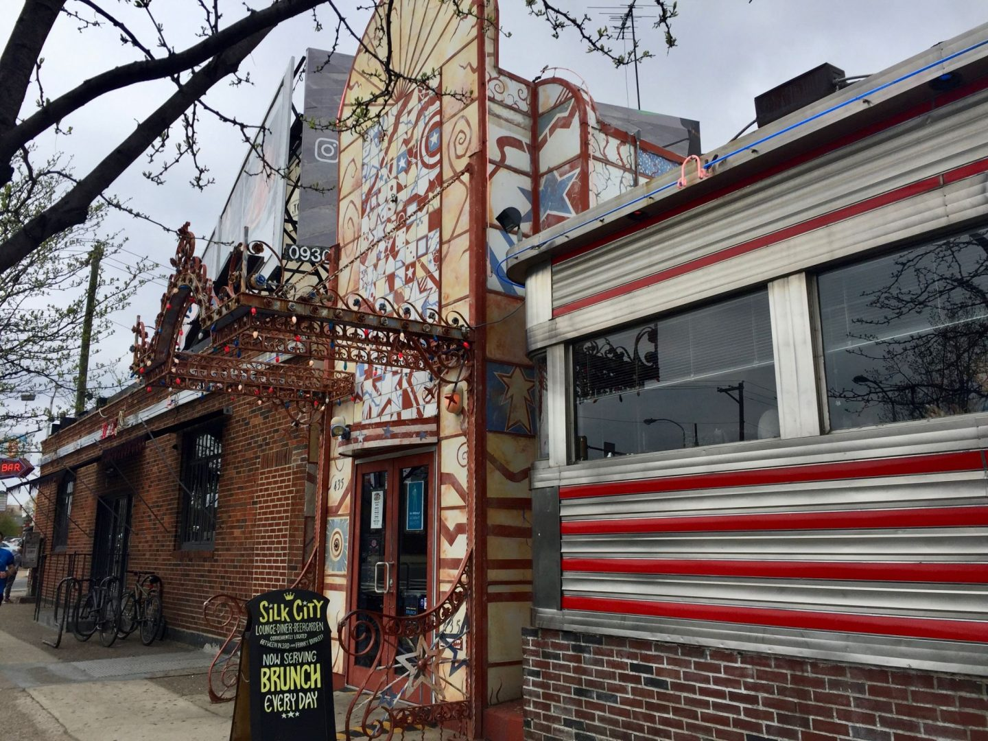 Philly: Brunch at Silk City Diner Bar & Lounge