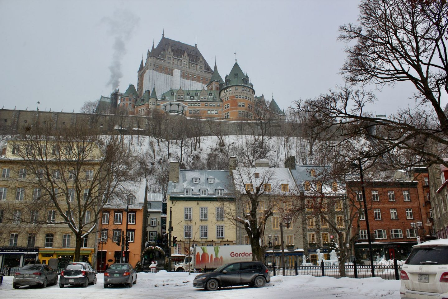 Travel Notes: Old Quebec