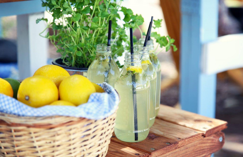 when life gives you lemons make a healing lemonade